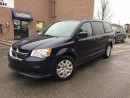 Used 2014 Dodge Grand Caravan SXT - BACK UP CAMERA - REMOTE START - POWER SEAT for sale in Aurora, ON