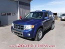 Used 2008 Ford ESCAPE HYBRID 4D UTILITY FWD 2.3L for sale in Calgary, AB