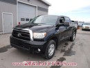 Used 2013 Toyota TUNDRA SR5 5.7 V8 CREW MAX 4WD for sale in Calgary, AB
