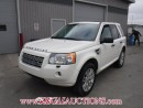 Used 2009 Land Rover LR2 HSE 4D UTILITY 3.2L for sale in Calgary, AB