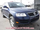Used 2004 Volkswagen TOUAREG  4D UTILITY V6 AWD for sale in Calgary, AB