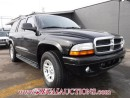 Used 2003 Dodge DURANGO  4D UTILITY 4WD for sale in Calgary, AB