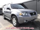 Used 2007 Ford ESCAPE  4D UTILITY 4WD for sale in Calgary, AB