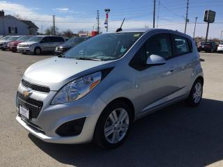 Used 2015 Chevrolet SPARK 1LT * POWER GROUP * BLUETOOTH * LOW KM for sale in London, ON