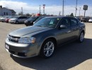 Used 2013 Dodge AVENGER SXT * SAT RADIO SYSTEM * PREMIUM CLOTH SEATING * LOW KM for sale in London, ON