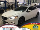 Used 2015 Mazda MAZDA6 GT   NAVIGATION   ALLOY WHEELS   HEATED SEATS   MU for sale in London, ON