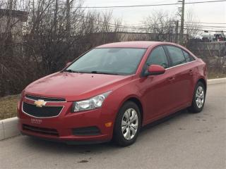 Used 2013 Chevrolet Cruze 1LT   EASY CAR LOANS   FAST APPROVALS for sale in London, ON
