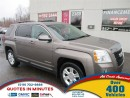Used 2011 GMC Terrain SLE-2 | SAT | AWD | BACKUP CAM for sale in London, ON