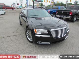Used 2014 Chrysler 300 Touring | LEATHER | HEATED SEATS | CAM for sale in London, ON
