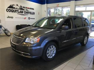 Used 2015 Chrysler Town & Country TOURING for sale in Coquitlam, BC