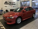 Used 2013 Mitsubishi Lancer for sale in Coquitlam, BC