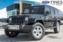 Used 2013 Jeep Wrangler Unlimited Sahara - 2 TOPS! for sale in Bolton, ON