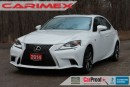 Used 2014 Lexus IS 350 | F-Sport | NAVI | Sunroof + Certified for sale in Waterloo, ON