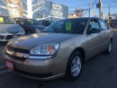 Used 2005 Chevrolet Malibu for sale in Scarborough, ON