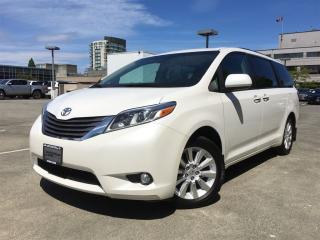 Used 2015 Toyota Sienna XLE 7 Passenger AWD for sale in Vancouver, BC