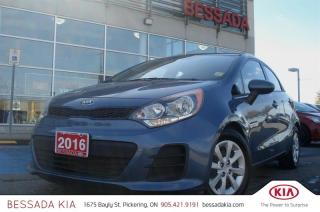 Used 2016 Kia Rio (5) LX+ / at for sale in Pickering, ON