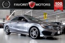 Used 2014 Mercedes-Benz CLA-Class 250 4MATIC | LTHR | NAV* | BACK-UP CAM | PAN ROOF for sale in North York, ON
