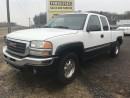 Used 2003 GMC Sierra 1500 SL for sale in Orono, ON