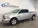 Used 2016 Dodge Ram 1500 - HEMI! 4x4! CREW CAB! BLUETOOTH! CRUISE! for sale in Belleville, ON