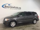 Used 2016 Dodge Grand Caravan CREW- SUNROOF! LEATHER! PWR DOORS! REV CAM! for sale in Belleville, ON