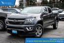 New 2017 Chevrolet Colorado Z71 Satellite Radio, Heated Seats, and Backup Camera for sale in Port Coquitlam, BC