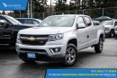 New 2017 Chevrolet Colorado Z71 Heated Seats and Satellite Radio for sale in Port Coquitlam, BC