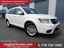 Used 2016 Dodge Journey SXT/Limited ACCIDENT FREE w/ POWER WINDOWS/LOCKS & U-CONNECT BLUETOOTH for sale in Surrey, BC