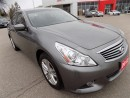 Used 2012 Infiniti G37 X Sport...AWD... LEATHER...TINTED WINDOWS for sale in Milton, ON