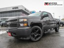 Used 2015 Chevrolet Silverado 1500 BLACK OUT EDITION/TRAILERING PCKG for sale in Ottawa, ON