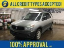 Used 2005 Buick Rendezvous CX***AS IS CONDITION AND APPEARANCE***KEYLESS ENTRY*ALLOYS*ROOF RAILS*FOG LIGHTS*DUAL ZONE CLIMATE CONTROL*AM/FM/CD*POWER WINDOWS/LOCKS/MIRRORS* for sale in Cambridge, ON