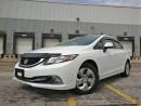 Used 2013 Honda Civic Sedan LX 5AT AUX | BTOOTH (PHONE) for sale in Oakville, ON