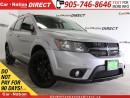 Used 2015 Dodge Journey Blacktop| PUSH START| 8.4 TOUCH SCREEN| for sale in Burlington, ON