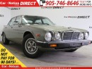 Used 1987 Jaguar XJ12 | ONLY 67, 115| MINT CONDITION| CLASSIC| for sale in Burlington, ON