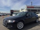 Used 2013 Audi A4 2.0T QTRO - LEATHER - SUNROOF for sale in Oakville, ON