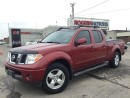 Used 2007 Nissan Frontier LE 4X4 - LEATHER - SUNROOF for sale in Oakville, ON