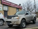 Used 2003 Nissan Frontier 4WD XE for sale in Scarborough, ON