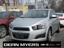 Used 2012 Chevrolet Sonic for sale in North York, ON