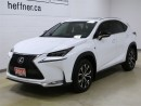 Used 2016 Lexus NX 200t F sport 1 for sale in Kitchener, ON