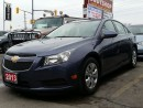 Used 2013 Chevrolet Cruze LT Turbo for sale in Brampton, ON