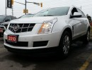 Used 2010 Cadillac SRX 3.0 Luxury for sale in Brampton, ON