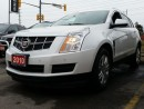 Used 2010 Cadillac SRX 3.0 Luxury/LEATHER/SUNROOF for sale in Brampton, ON
