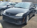 Used 2007 Ford Focus SE for sale in Dundas, ON