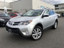 Used 2013 Toyota RAV4 Limited,Navi,local,one owner for sale in Surrey, BC
