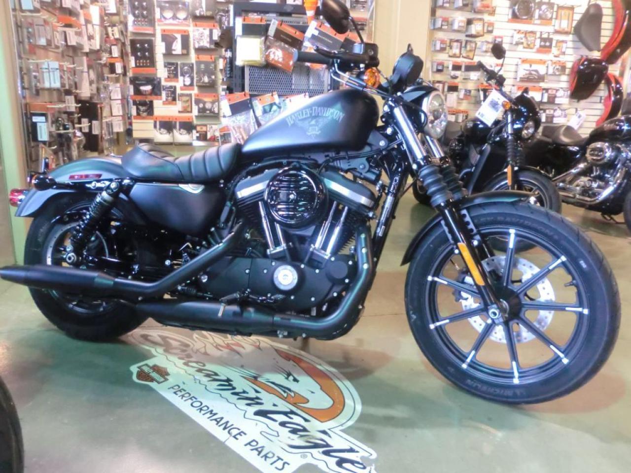 2017 Harley-Davidson Sportster 883 XL 883N IRON