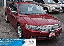 Used 2008 Lincoln MKZ Base for sale in Kelowna, BC