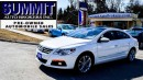 Used 2012 Volkswagen Passat CC SPORTLINE | CAR-PROOF CLEAN | LEATHER | ROOF | BLU for sale in Richmond Hill, ON