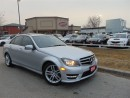 Used 2014 Mercedes-Benz C-Class C300-4MATIC-SPORT + PREM PKG- NAVI for sale in Scarborough, ON