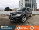 Used 2014 Dodge Journey SXT, BLUETOOTH HANDS FREE WITH STREAMING AUDIO, NAVIGATION, 8 INCH TOUCH SCREEN, FREE LIFETIME ENGINE WARRANTY! for sale in Richmond, BC