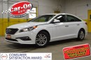 Used 2016 Hyundai Sonata SE SUNROOF ALLOYS BLUETOOTH for sale in Ottawa, ON
