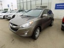 Used 2012 Hyundai Tucson LEATHER, SUNROOF, AWD for sale in Edmonton, AB